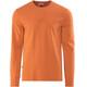 E9 Scar - Camiseta de manga larga Hombre - naranja